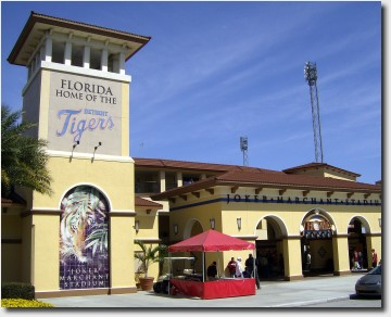 Joker Marchant Stadium in Lakeland