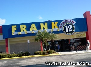 Frank Theaters in Venice, Florida